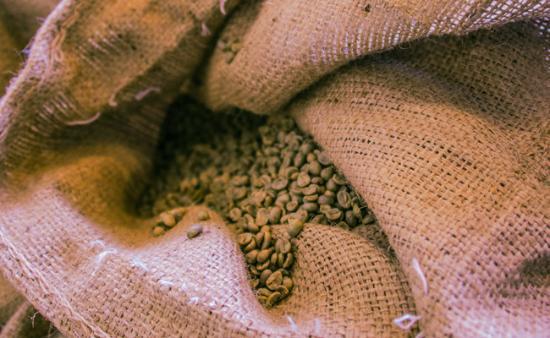 Coquitlam, Kanada: Green Coffee