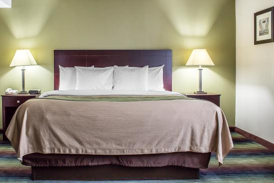 Pittston, PA: Guest Room