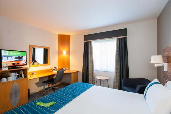 Newton Aycliffe, UK: Double Bed Guest Room