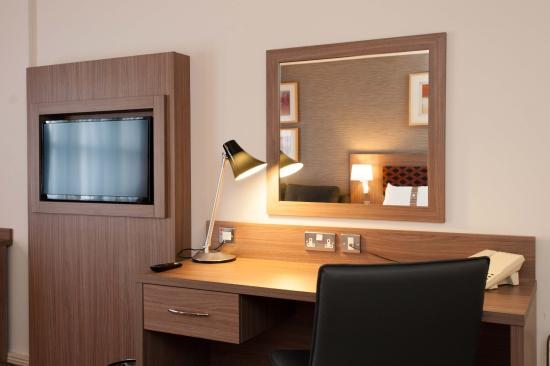 Newton Aycliffe, UK: King Bed Guest Room