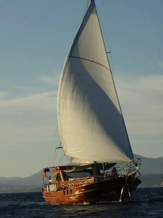 Barka Yachting Boat Trip