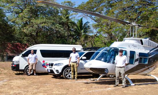 Playa Hermosa, Costa Rica: VIP service & fleet!