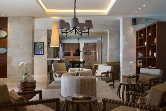 Peninsula Beach Resort Tanjung Benoa: Lobby Lounge