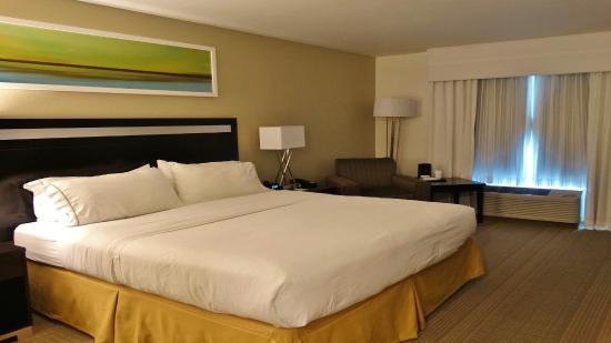 Montgomery, estado de Nueva York: King Bed Guest Room
