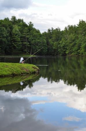 Hurley, estado de Nueva York: Fisherman