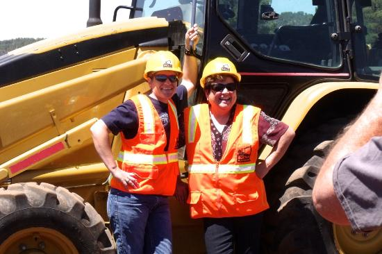 Williams, AZ: These friends had a great ladies day out at Big Toy Playground