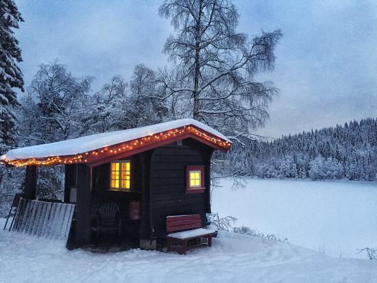 Nordmarka: Tryvannstua: photo3.jpg