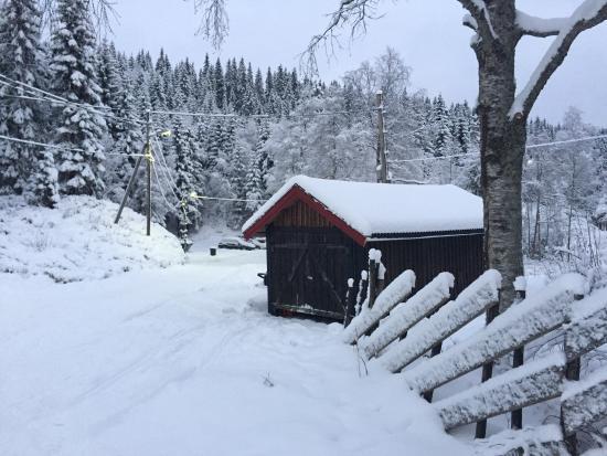 Nordmarka: Tryvannstua: photo4.jpg