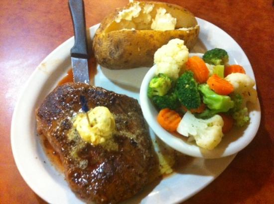 Rolla, MO: Our Aged Hand Cut Cowboy Sirloin Steak
