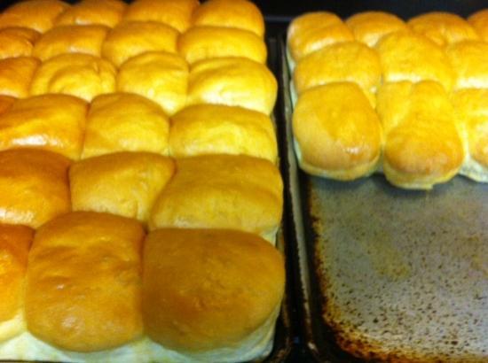 Rolla, MO: Homemade Hot Rolls