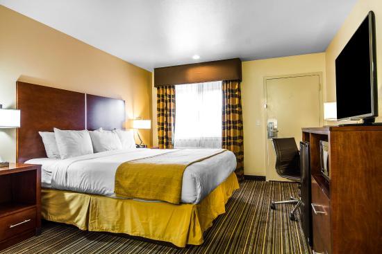 Martinez, Californien: Guest Room