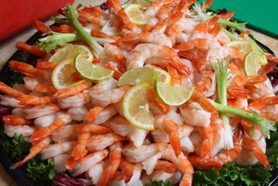 Claremont, CA: Shrimp