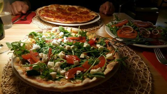 Presto Pizza Baixa