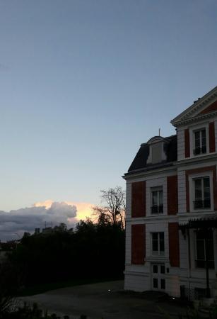 Meudon, Frankrijk: coucher de soleil  au Potager du Dauphin