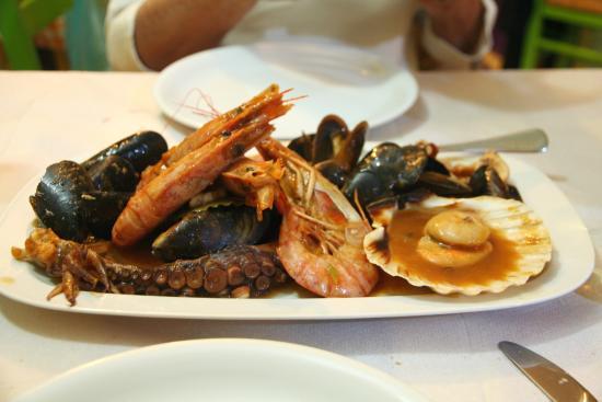 Εστιατόριο Ψαροταβερνα Ποσειδών