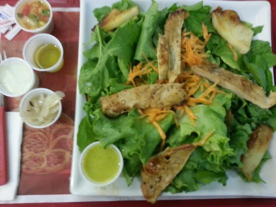 Imperatriz, MA: Salada TOP !!