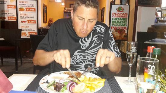 Croc's Bistro: Banging food ..love it.