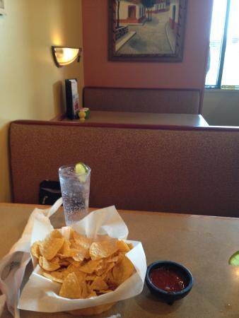 Whitsett, NC: Chips & Seating