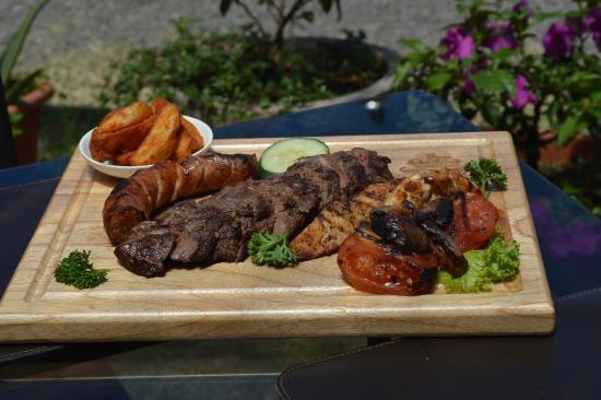 La Taperia Restaurante : Parrillada para compartir