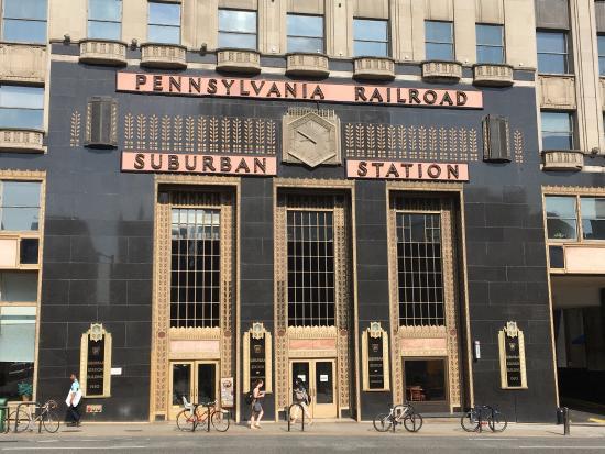 Penn Center/Suburban Station