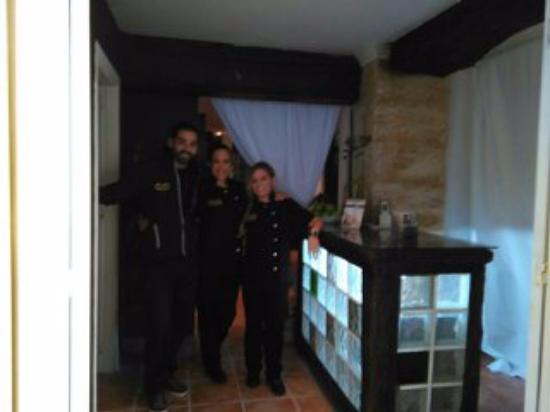 Sotogrande, Hiszpania: Parte del equipo Full Vitality Spa