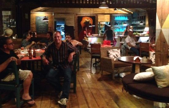 Ballena, Коста-Рика: Fun night