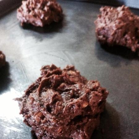 Ballena, Коста-Рика: Making cookies