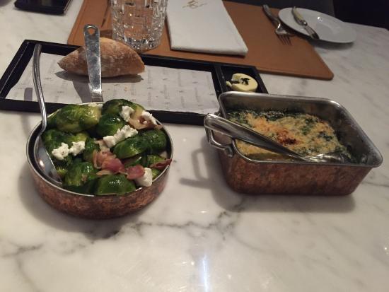Dinner @ Porterhouse