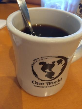 Peoria, IL: One World Cafe