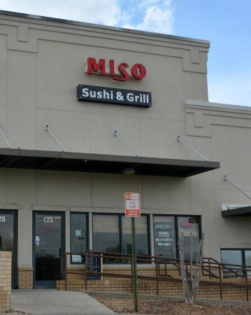 Miso Sushi and Grill