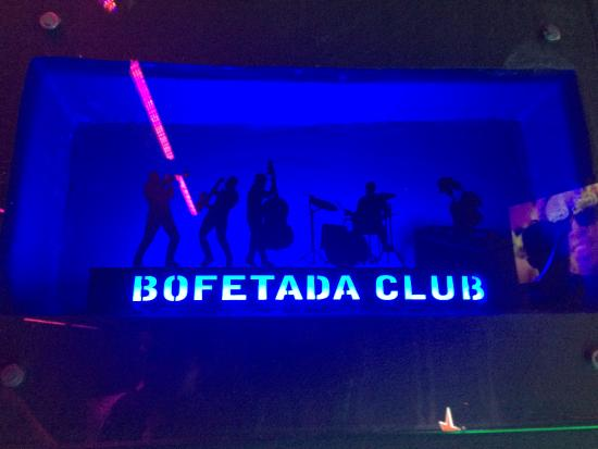 Bofetada Club