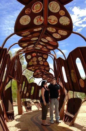 Alice Springs: Araluen Cultural Precinct