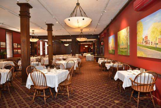 Wellsboro, PA: Penn Wells Dining Room