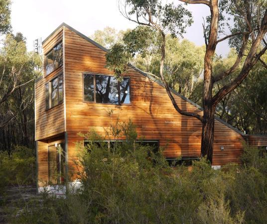 Грампианс, Австралия: Accommodation Dulc Treehouse