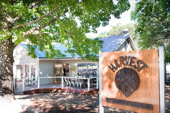 Grampians, Australia: Restaurants Harvest-Cafe
