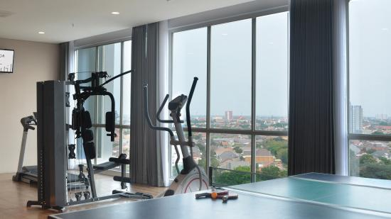 gym picture of luminor hotel jemursari surabaya tripadvisor rh tripadvisor com