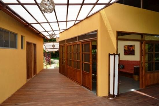 Cotundo, Эквадор: Villa