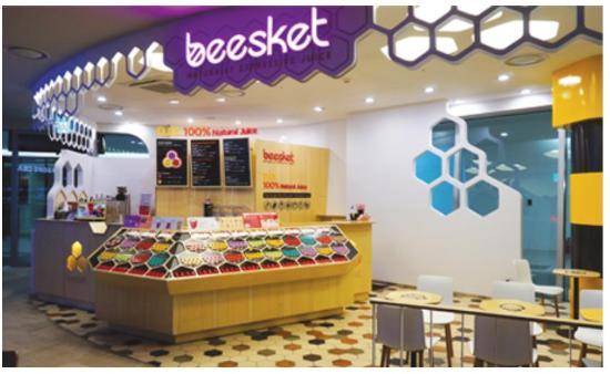 Beesket Lotte World Mall