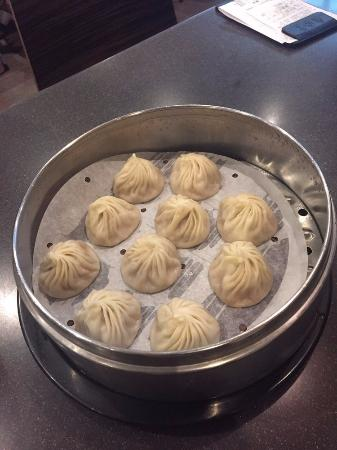 Arcadia, Kalifornien: Pork soup dumplings