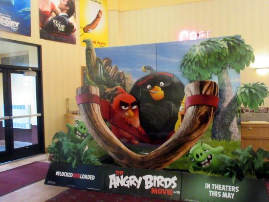Angry Birds Redstone Cinemas Park City Utah Picture Of - Redstone theaters park city ut
