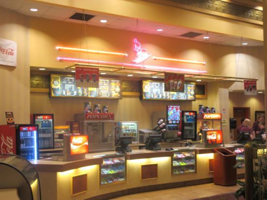 Snack Bar Redstone Cinemas Park City Utah Picture Of - Redstone theaters park city ut