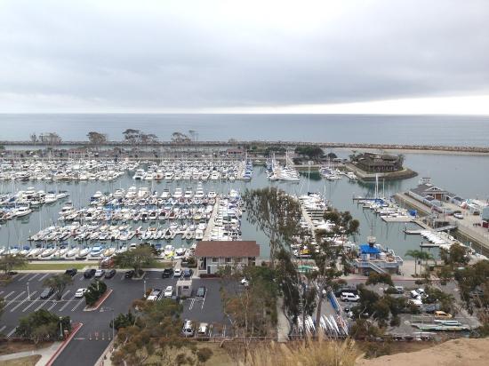 Dana Point, Kaliforniya: Harbor view