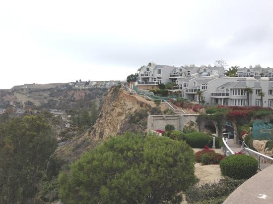 Dana Point, CA: Bluff view from trail