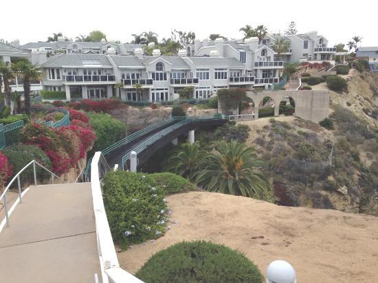 Dana Point, Califórnia: Residence view on bluff