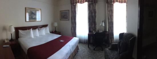 BEST WESTERN PLUS Pioneer Square Hotel: Panorama of room