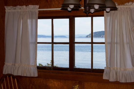 West Beach Resort: The 'awful' view you'll have to deal with from your cabin