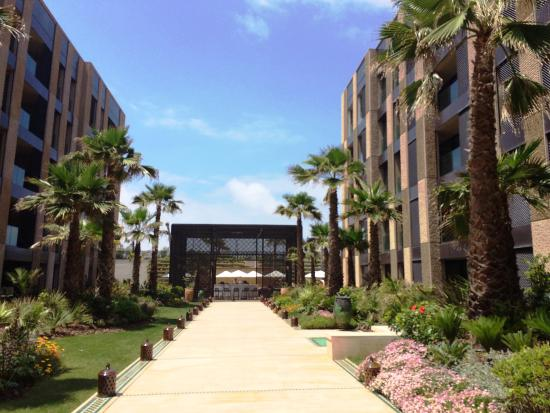 Four Seasons Hotel Casablanca - Picture of Four Seasons Hotel ...