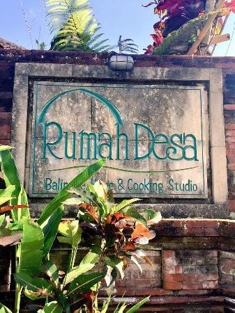 Rumah Desa Balinese Home and Cooking Studio : Rumah Desa Balinese Home and Cooking School