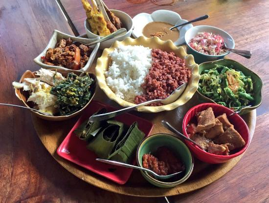 Rumah Desa Balinese Home and Cooking Studio : What we made