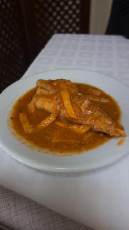 Cornudella de Montsant, Spanje: Fish
